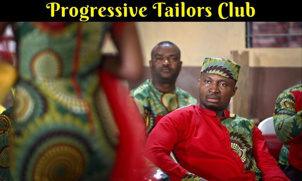 """Biodun Stephen set to take us on Another Hilarious Adventure with Upcoming Movie """"Progressive Tailors Club"""" 