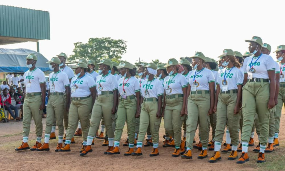 """NYSC says """"No Corps Members is Being Mobilised for War"""""""