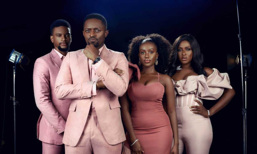 """See the Stars that'll be joining Jemima Osunde on Ndani TV's Hit Series """"Rumour Has It"""" this June"""