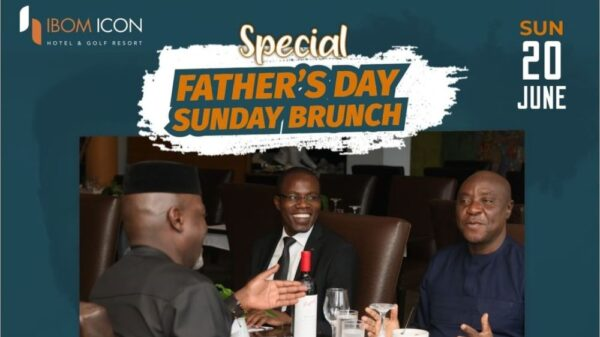 Celebrate Father's Day at IBOM ICON Hotel and Golf Resort | Click for a 10% Discount