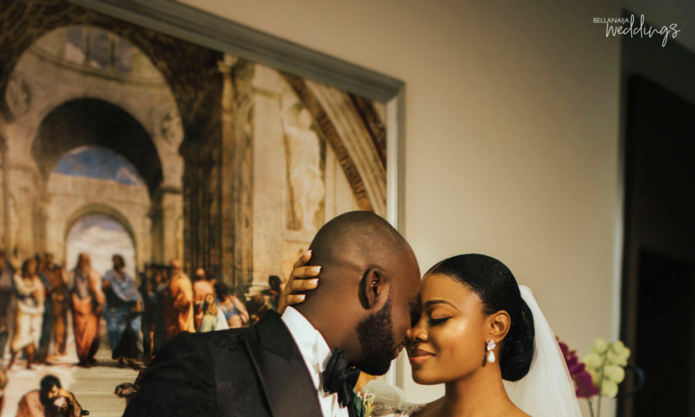 It's #UntilForeverIDo! Catch all The Feels at Iseoluwa & Dolapo's Wedding