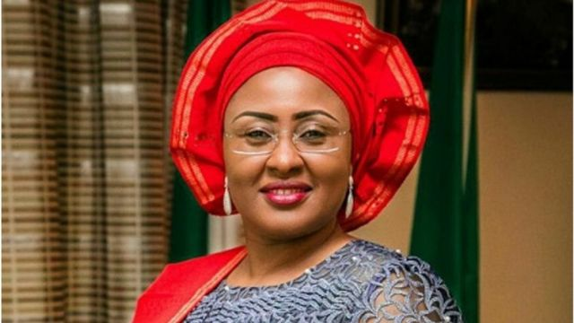 President Buhari appoints new aides for his wife, Aisha