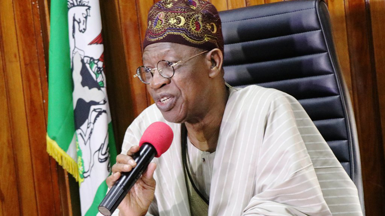 Alleged threat against Igbo's: Buhari has right to express himself – Lai Mohammed