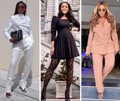 #WorkWearFashion: Your Ultimate Guide to Super Chic Workwear Fits: Issue 77