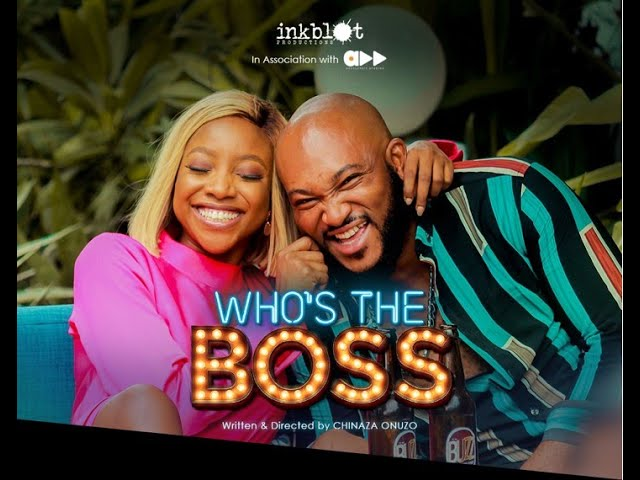 """Inkblot Productions reveals Deleted Scenes from """"Who's The Boss"""" featuring Ini Dima-Okojie & Blossom Chukwujekwu"""