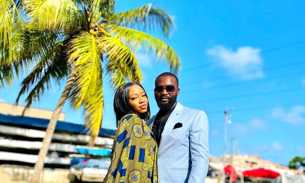"""""""I Love You Baby"""": Gedoni & Khafi are Celebrating Two Years of Fun, Friendship & Love"""