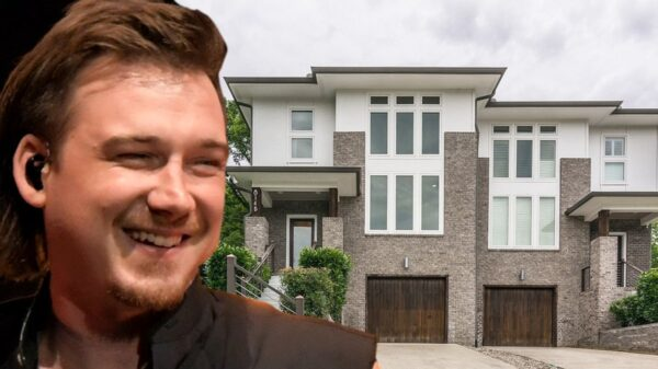 Morgan Wallen Sells Home Where He Dropped N-Word in Driveway