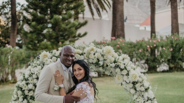 Life Before #BBNaija: These Beautiful Photos from Niyi's Wedding is Our Sweet Spot of the Day