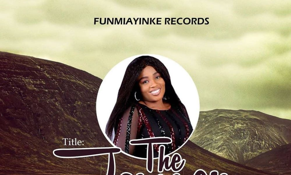 """Don't Give Up! Funmi Ayinke encourages fans with latest single - """"The Journey"""""""