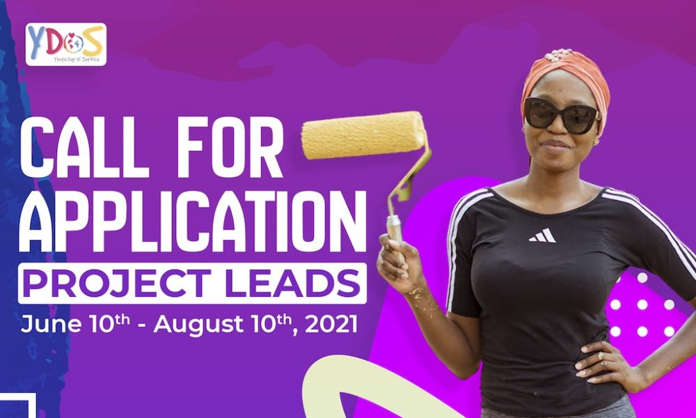 'Youthful and Useful' - Sign Up Today for LEAP Africa Youth Day of Service 2021
