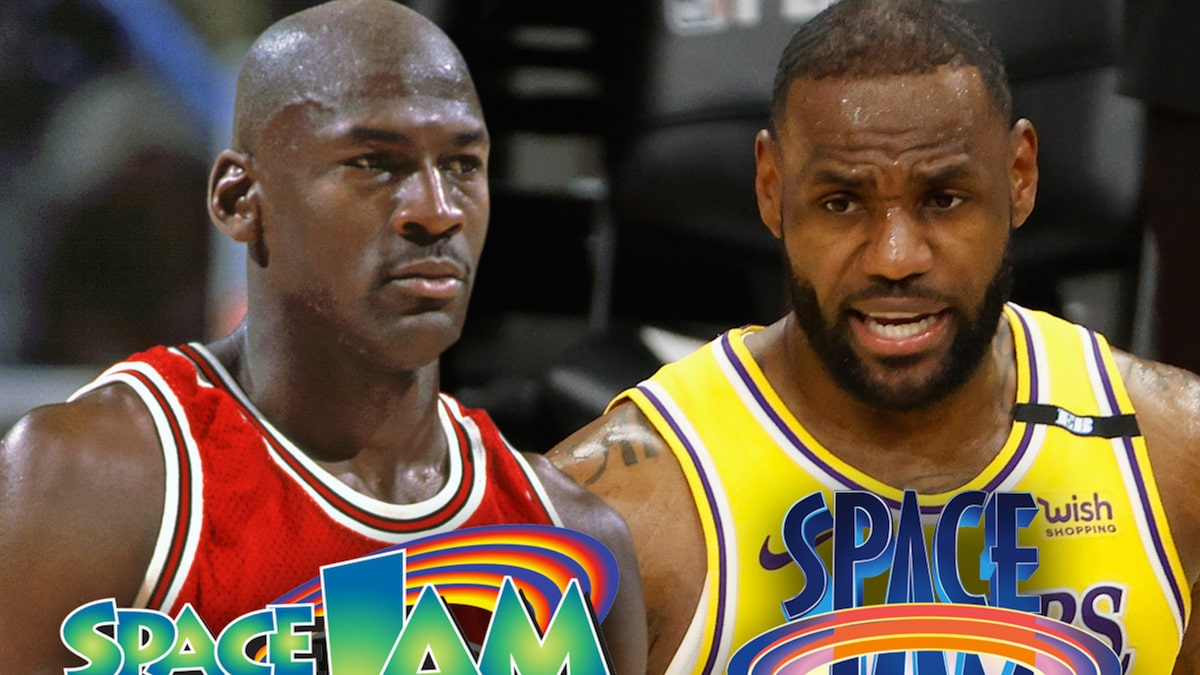 Original 'Space Jam' Director Rips 'New Legacy,' Says LeBron's No Michael