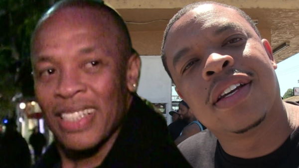 Dr. Dre's Son Curtis Young Lands First Movie Role, Scoring Film Too