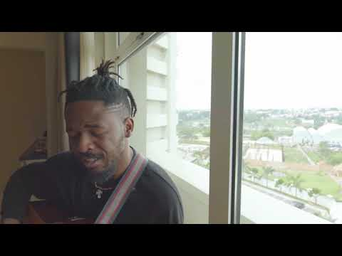 """Johnny Drille pays tribute to Sound Sultan with a cover of """"Rainy Days"""""""