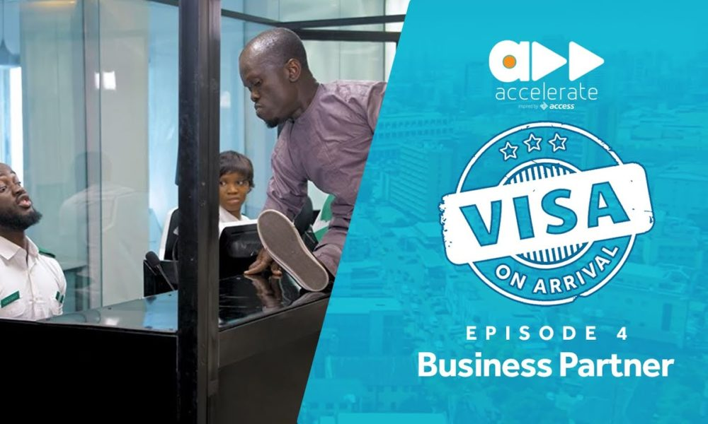 """Watch Episode 4 of Accelerate TV's Comedy Series """"Visa On Arrival"""" for a Good Laugh"""