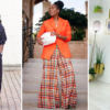 See How Style Stars Rocked Wide Leg Pants this Week on #BellaStylista: Issue 155