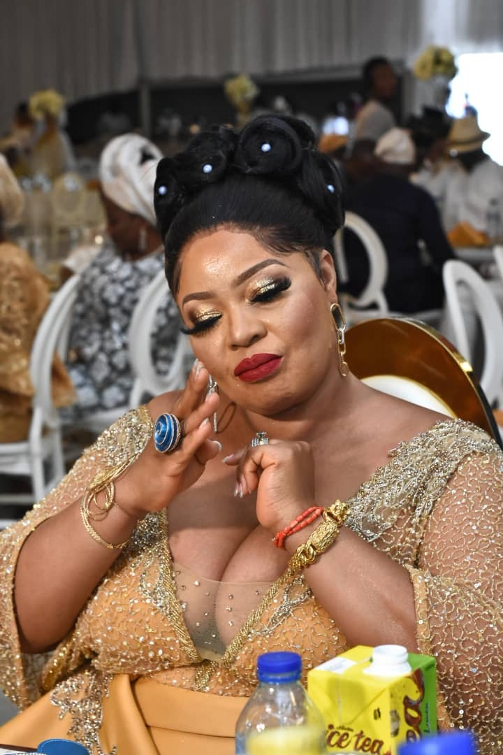 Popular Beauty Expert, Olori Sandra Holds 4- In- 1 Event In Lagos