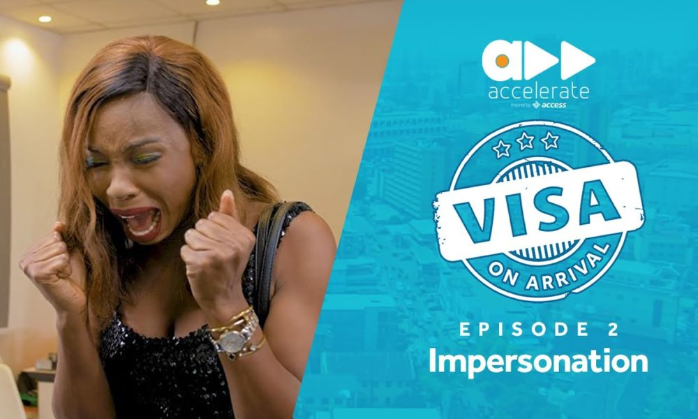 """It's a Battle of Guts in Episode 2 of Accelerate TV's New Comedy Series """"Visa On Arrival"""""""